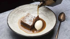 Nel.'s sticky date pudding