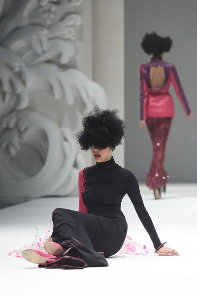 French Couture Week in Singapore, 2012
