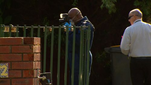 The woman hadn't been in contact with friends or family since last Wednesday. Picture: 9NEWS