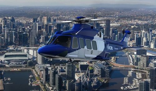 Victoria Police reveal fancy new high-powered aircraft being added to fleet