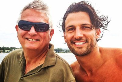 @mrtimrobards: Happy Father's Day #daddycool to the best role model and father a son could ask for! #loveyou