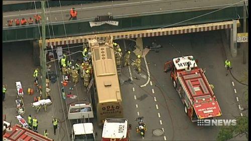 The crash unfolded on February  22, 2016.