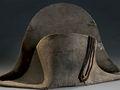 Napoleon Bonaparte's Battle of Waterloo hat fetches $510,840 at auction