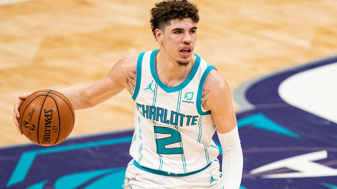 LaMelo Ball nearing return to action for Charlotte Hornets