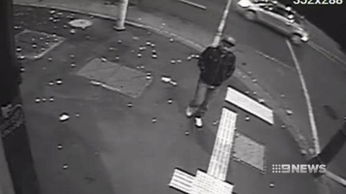 Mr Khan allegedly raped a woman in North Melbourne in 2013.