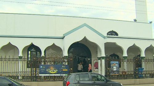The attacker left the mosque minutes after the attack. (9NEWS)