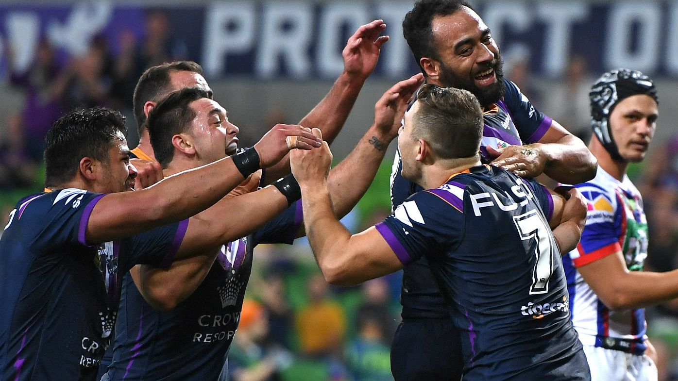 Dominant Melbourne Storm a thorn in Brisbane Broncos side, says David Middleton