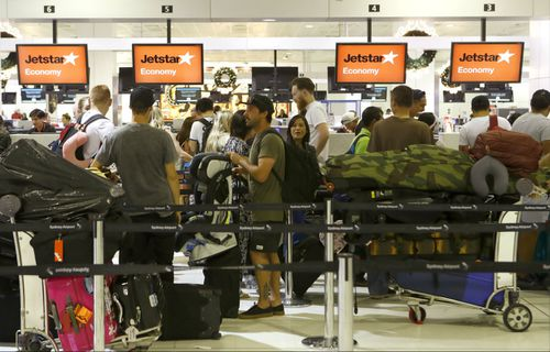 The best- and worst-performing airports in Australia have been revealed. (AAP)