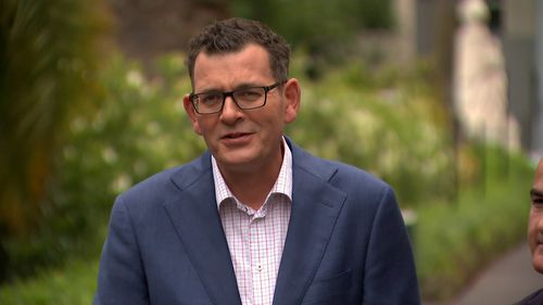 Daniel Andrews said voters had rejected nasty politics in record terms.