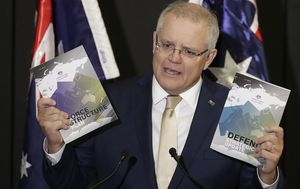 PM launches $270b defence plan to protect Australia during biggest threat to region since WWII