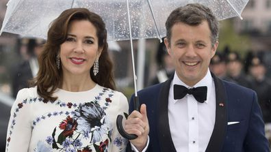 Prince Frederick and Princess Mary of Denmark
