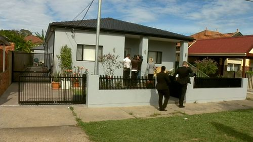 The family believe the invasion is connected to attack at the home earlier in the week. (9NEWS)