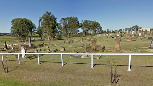 One of Andrew Benn's victims was raped at Morpeth cemetery.