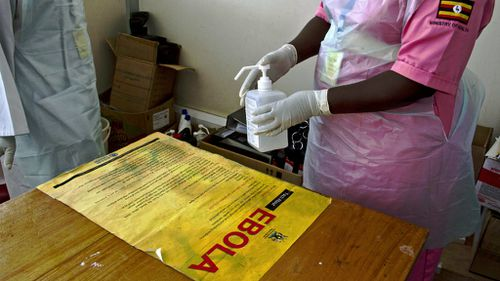 Nigeria has called for further volunteers to help stop the spread of Ebola. (Getty)