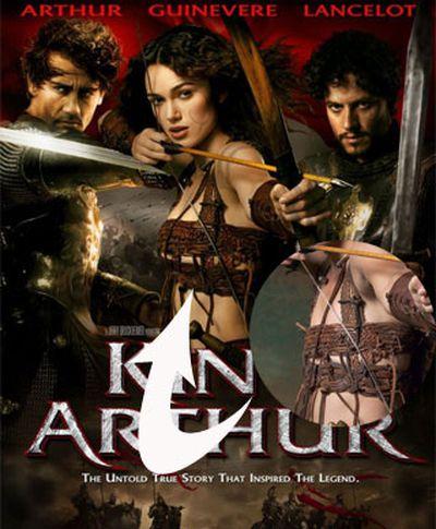 <p><i>King Arthur</i>(2004)</p>