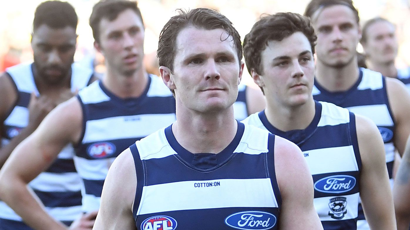 AFL: Geelong star Patrick Dangerfield happy to give brain to research