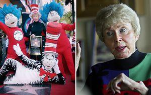 Dr. Seuss' widow Audrey Geisel dies aged 97