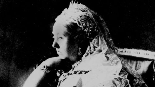 Queen Victoria's knickers up for sale at London auction