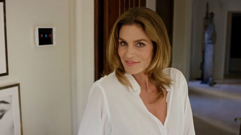 Cindy Crawford answers Vogue's 73 questions