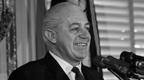 As Australia's 17th prime minister, Harold Holt changed the political landscape. (AAP)