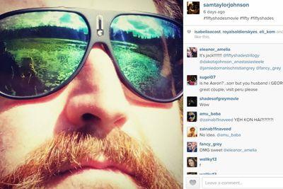 Image: Instagram/@samtaylorjohnson