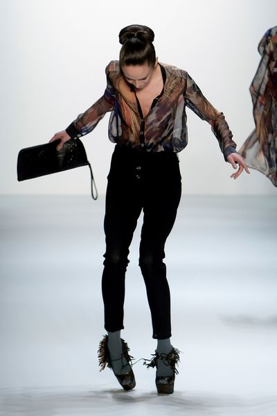 Marcel Ostertag, autumn/winter '10