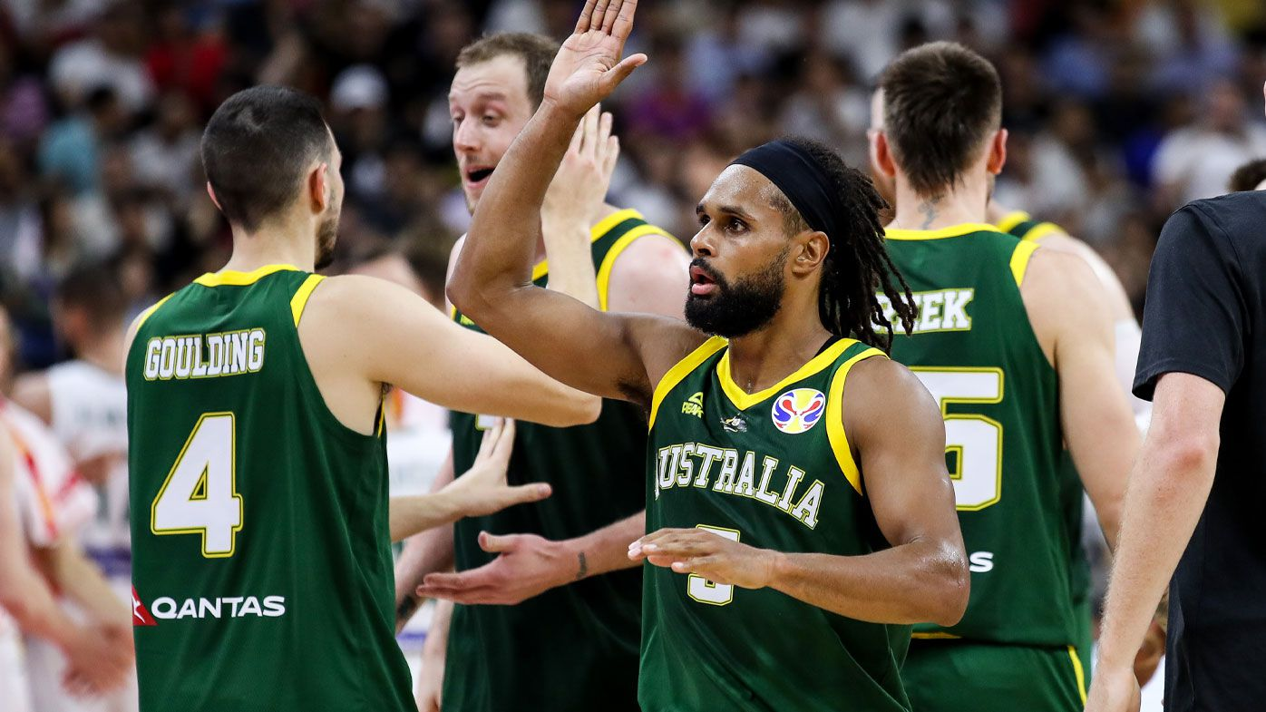 Australia downed Lithuania in a thriller
