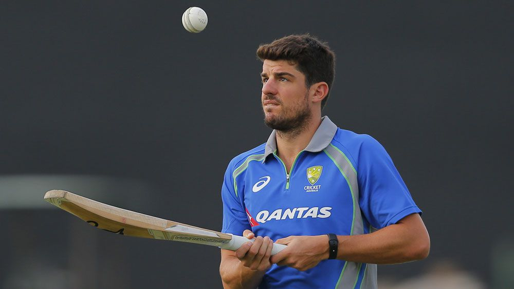 ACA executive committee member Moises Henriques said the  players body was hoping for a positive resolution. (AAP)