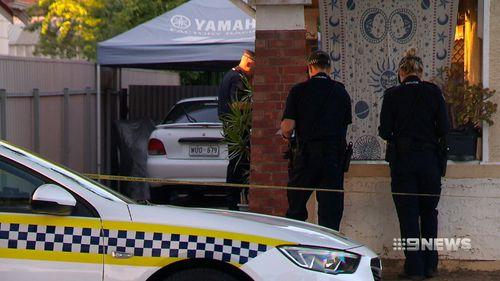 Adelaide Welland home stabbing