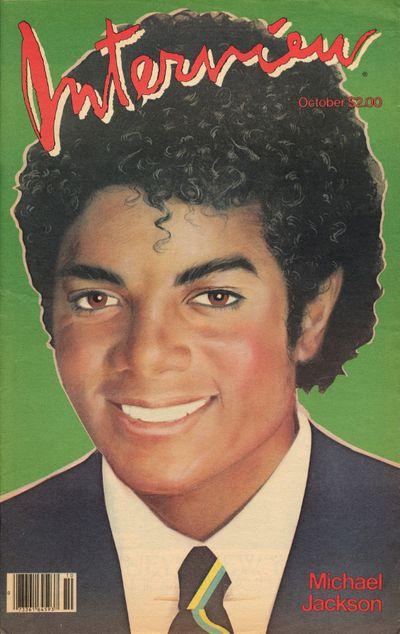Michael Jackson, <em>Interview </em>Magazine October 1982