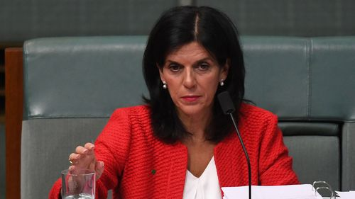 Julia Banks left the Coalition after Malcolm Turnbull's ousting.