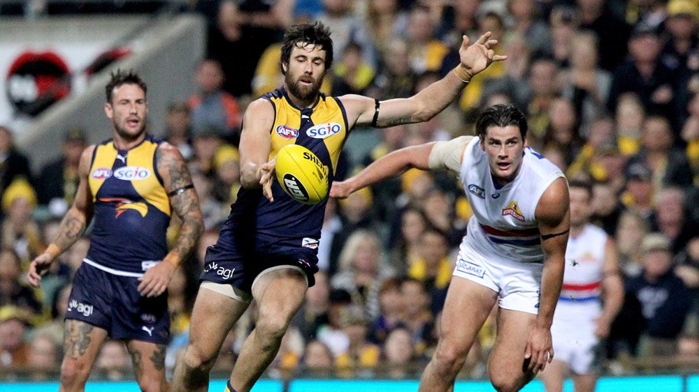 Kennedy ruled out of Cats AFL clash