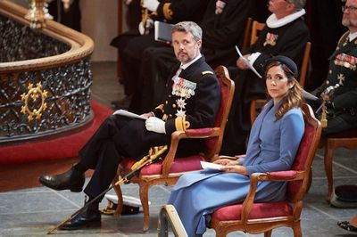 Princess Mary wows on Denmark's Flag Day