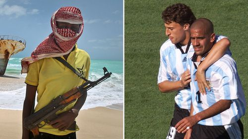 Victorian Assistant Police Commissioner used a pseudonym to describe Somali pirates as 'jigaboos' and Argentinian footballers as 'dagos'.
