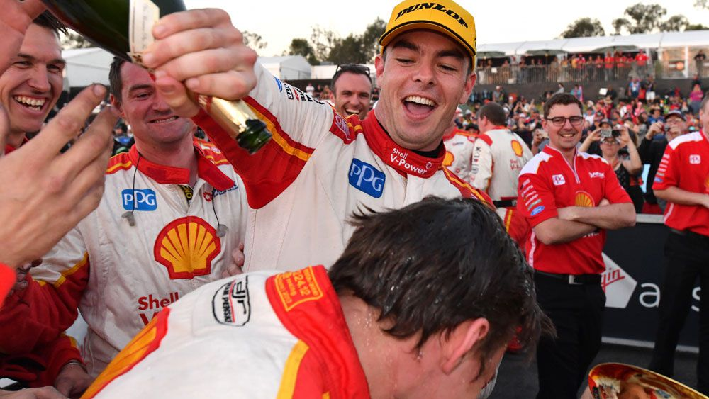 Supercars: Ford driver Scott McLaughlin's red-hot form continues