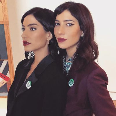 Lisa and Jessica Origliasso
