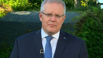 Scott Morrison addresses coronavirus emergency response plan