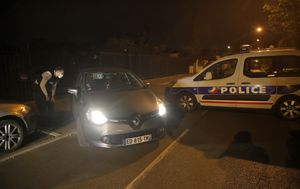 Terrorism probe launched after teacher decapitated in France, suspect shot dead by police