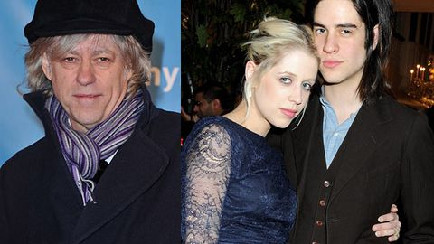 'I can't bring myself to say it': Bob Geldof hates his new grandson's name