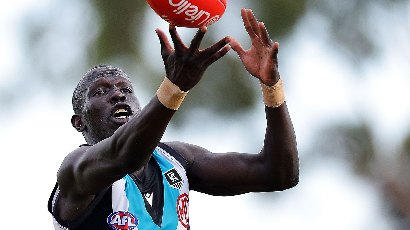EXCLUSIVE: Nathan Brown backs Port Adelaide to win flag off 'best backline in the competition'