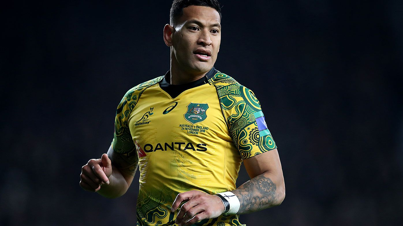 Exiled Wallaby Israel Folau's leaked letter to Rugby Australia chiefs revealed