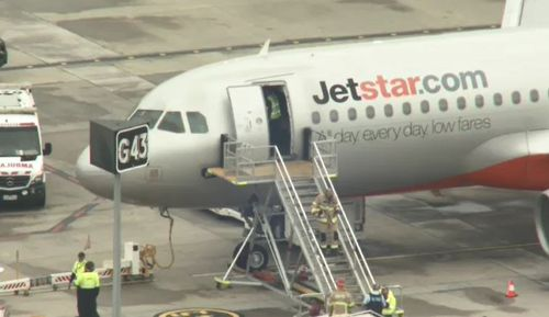 There were 174 people, including passengers and crew, on board the flight.