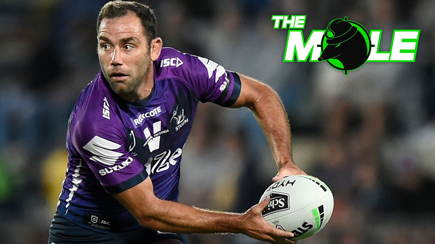 The Mole: Why Cameron Smith is keeping retirement decision quiet at Melbourne Storm