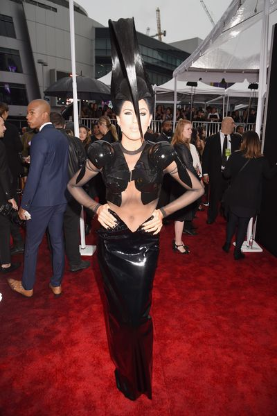 "<p>Failed to chart</p> <p>Z La La</p> <p>The singer has tried to grab attention in this Lady Gaga-style outfit. Fail.<span class=""Apple-tab-span"" style=""white-space: pre;"">	</span></p>"