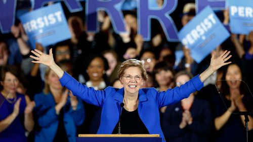 """No matter what our differences, most of us want the same thing,"" the 69-year-old Massachusetts Democrat said in a video that highlights her family's history in Oklahoma.  Sen Warren burst onto the national scene a decade ago during the financial crisis with calls for greater consumer protections."