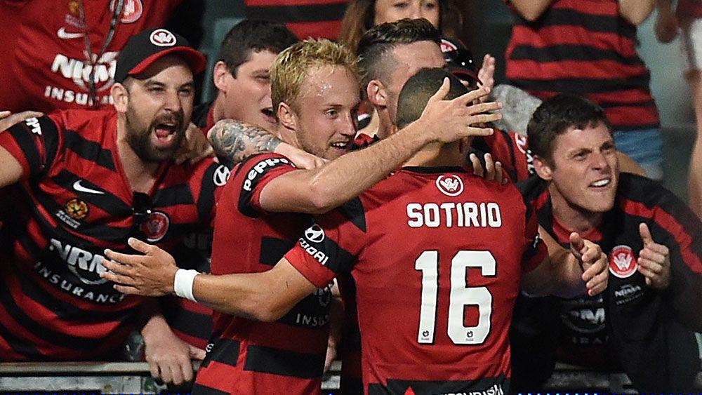 Nichols stunner powers Wanderers to top