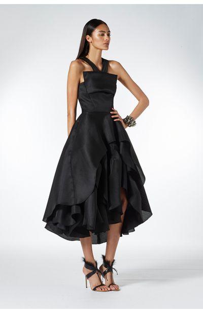 "<a href=""http://www.tonimaticevski.com/shop-clothing/dresses/warrior-dress.html"" target=""_blank"">Maticevski </a>warrior dress, $3000"