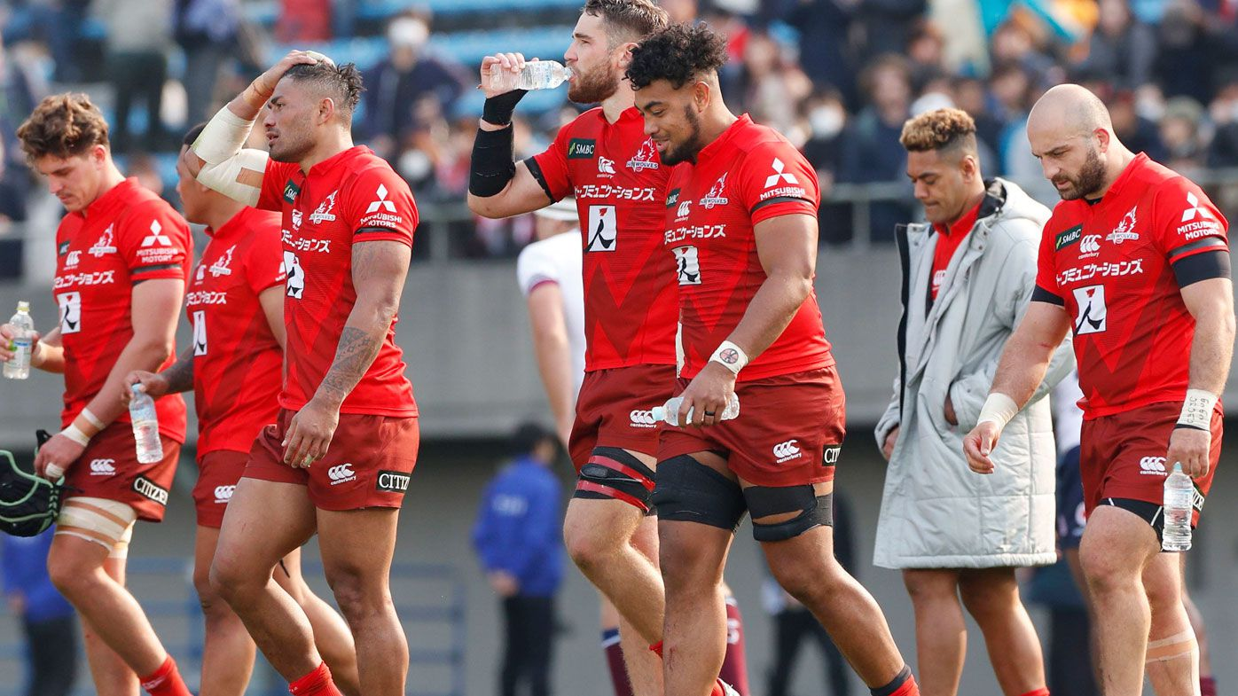 Tokyo-based Sunwolves ruled out of Super Rugby comp