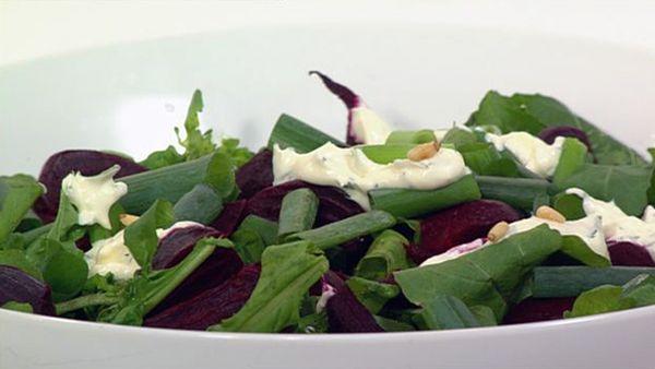 Mrs Pulsford's beetroot salad