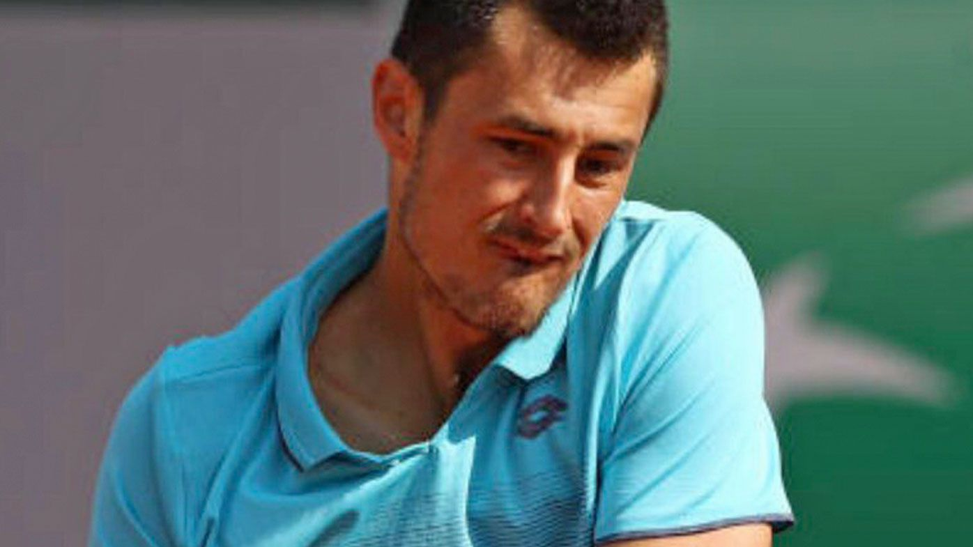 Bernard Tomic wins through to French Open main draw
